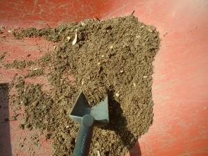 Greenhorn Gardening Soil Sample